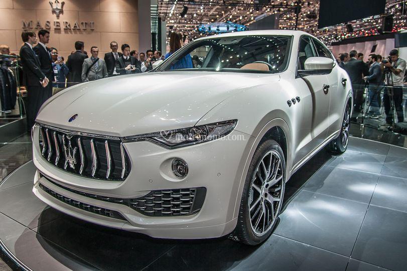 Suv Maserati Levante di Auto per cerimonie F.lli Di Franco