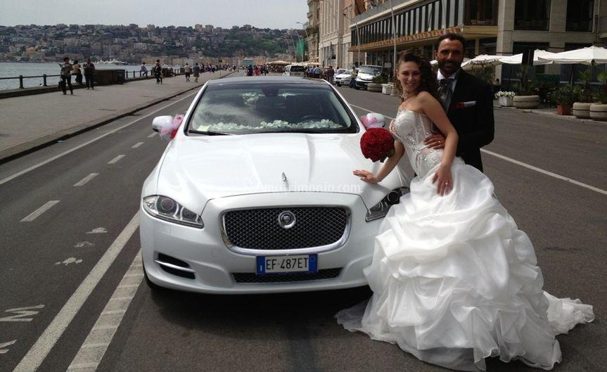 New jaguar xj luxury