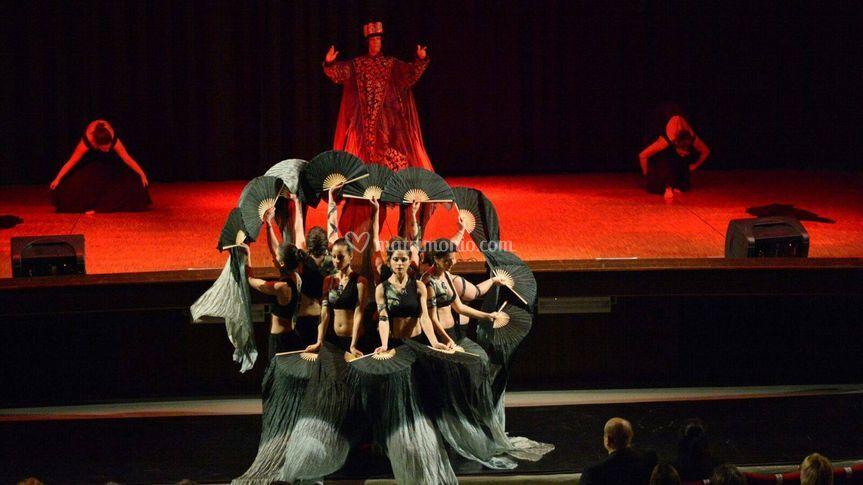 Kaleidos, la via della danza