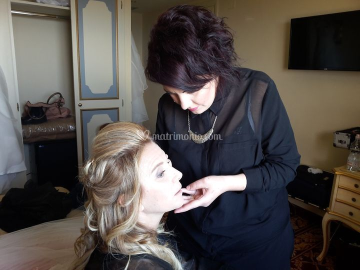 Valentina Gurgone Make Up Artist
