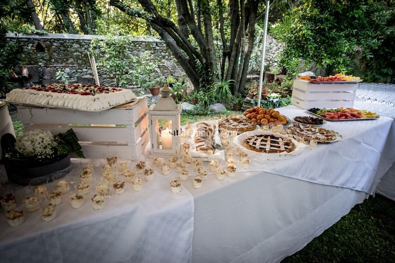 Buffet dolce