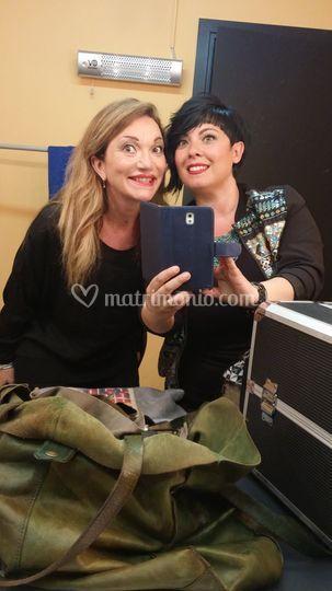 Makeup/hair Speaker PaolaGallo
