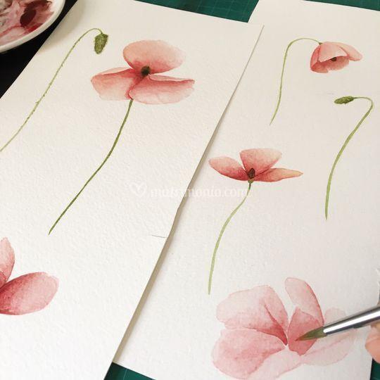 Dipinti ad acquerello