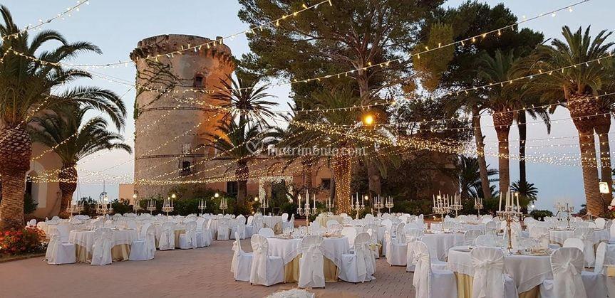 Cateing Castello di san nicola