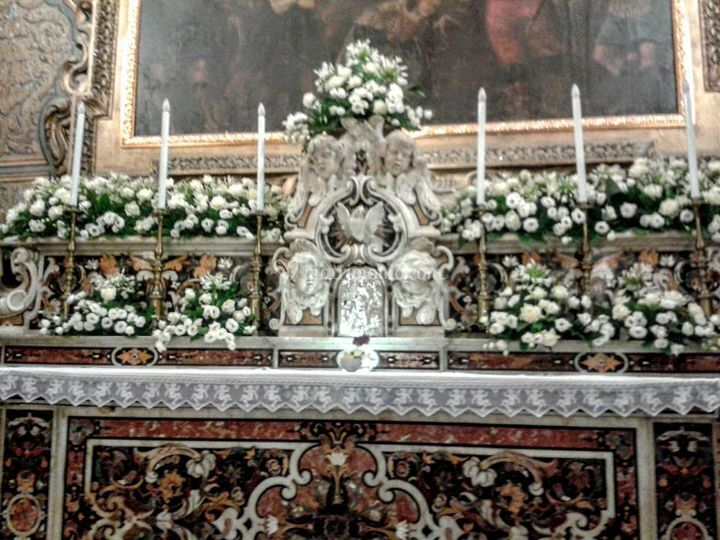 Altare chiesa S.Giorgio