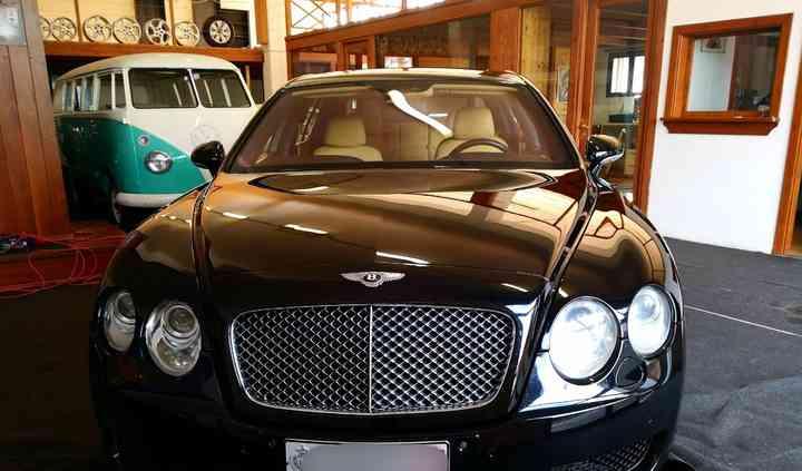 Bentley ContinentalFlying Spu
