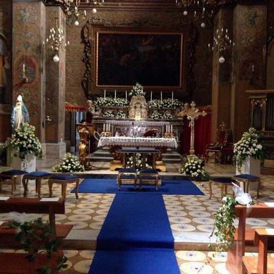 Chiesa S. Giorgio Salerno