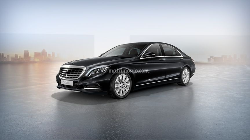 Mercedes-Benz Classe S (2015)