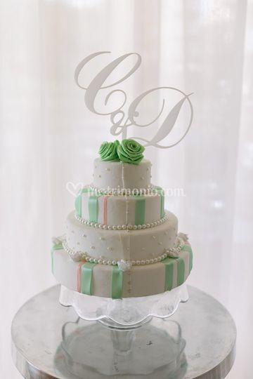 Cake toppe plexi
