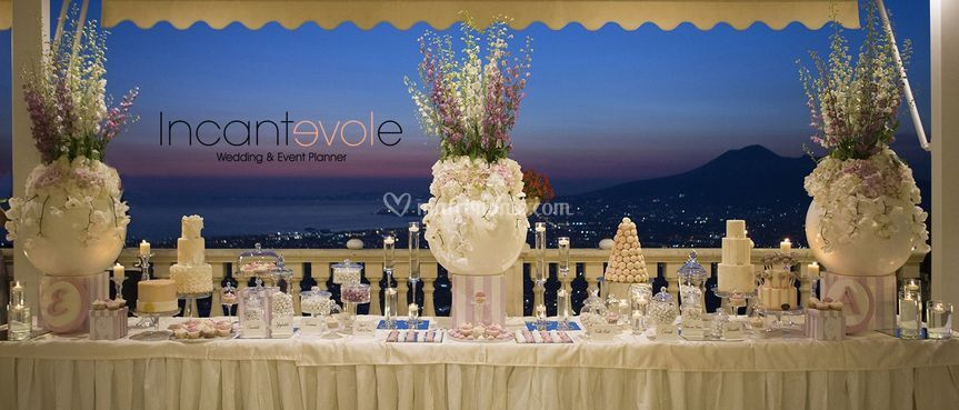 Incantevole wedding planner