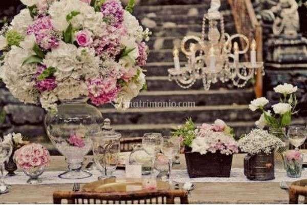 Wedding  Shabby style