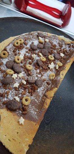 •Nutella •Cocco •Cereali