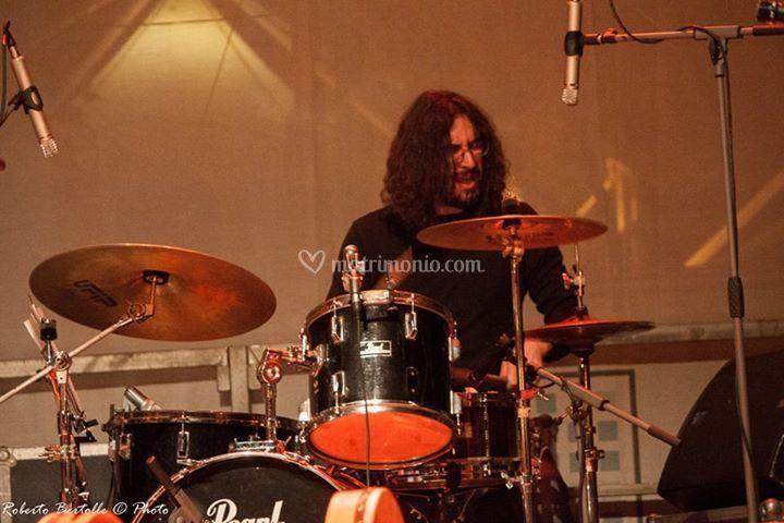 Roberto Forlini (batteria)