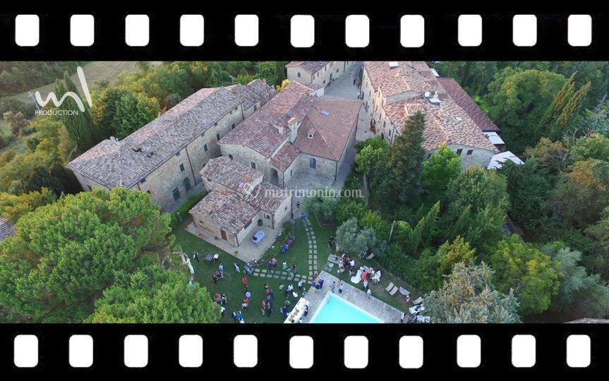 Foto/Video aeree con drone