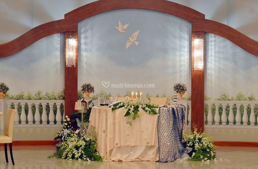Sala delle Vele Tyrrenian