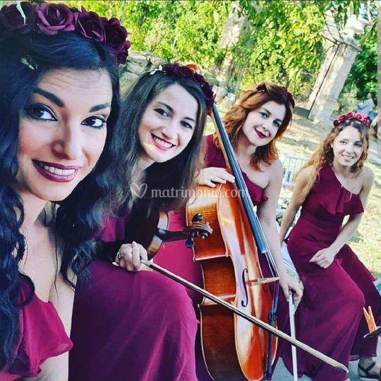 Red Quartet