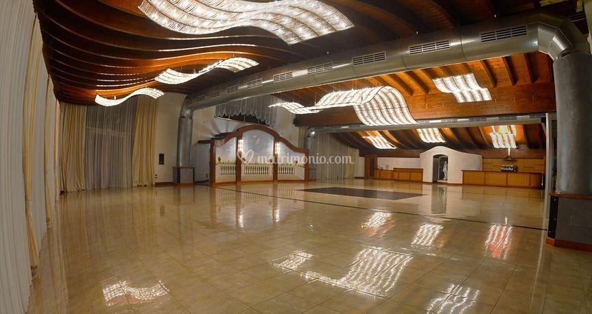 Sala delle Vele Tyrrenian Park