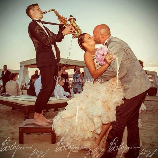Tasten'Sax Luxury Wedding