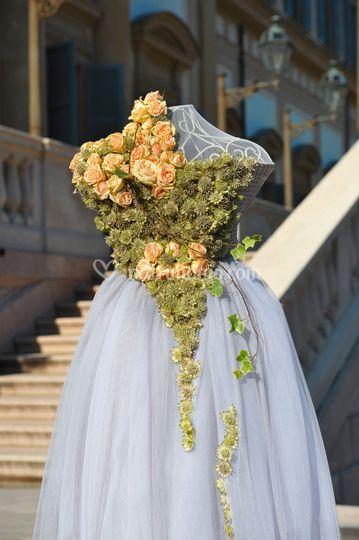 Vestita di fiori
