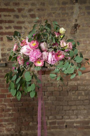 Bouquet bohemian