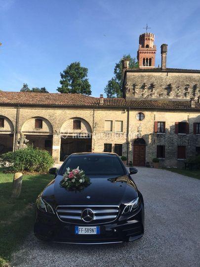 Wedding - allestimento vettura