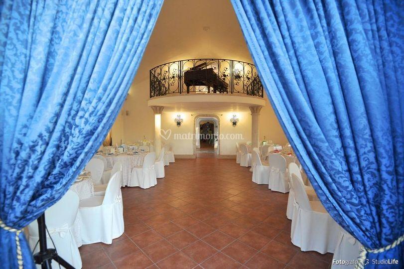 Villa domus Danae