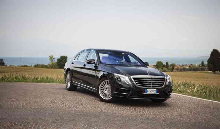Mercedes S 350 con pack AMG