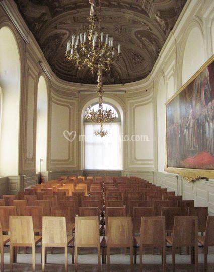 Museo Del Risorgimento Torino.La Sala Codici Di Museo Nazionale Del Risorgimento Italiano Foto 3