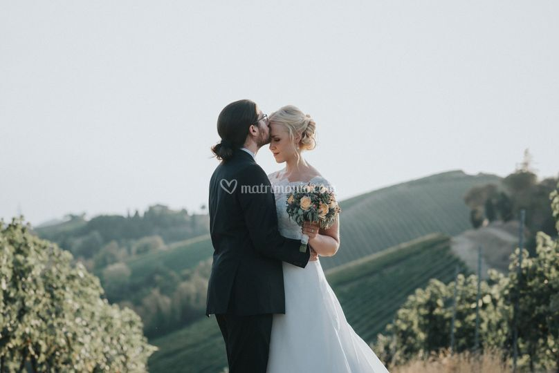 Matrimonio Ylva e Enrico.