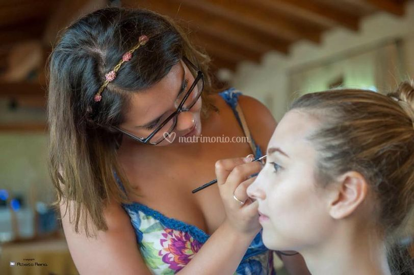 Ambry Fulmine Make Up Artist