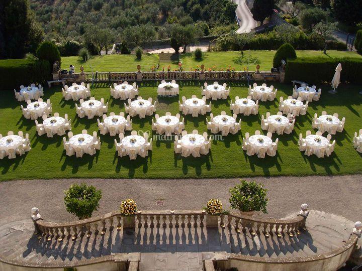 Giardino del Belvedere
