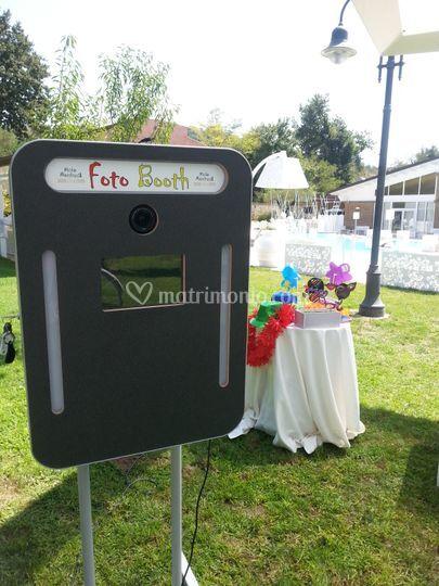 Fotobooth pronto all'uso