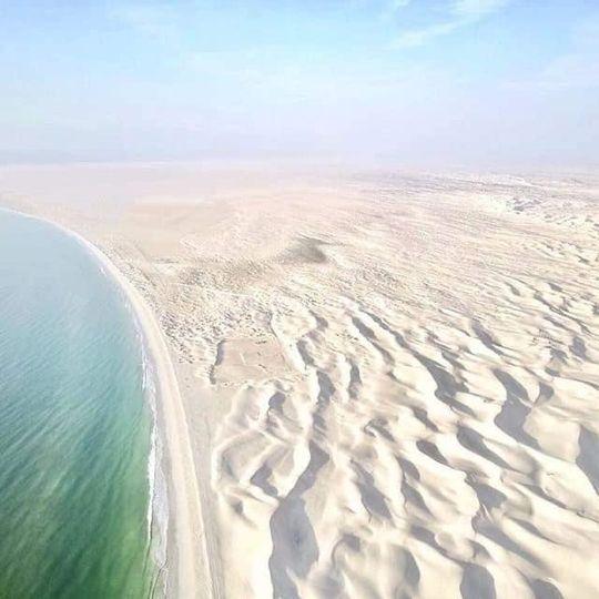 Deserto Bianco Oman