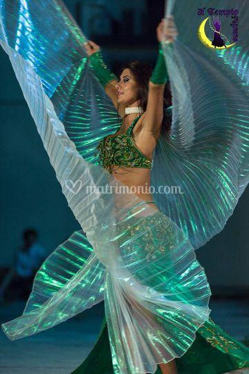 Un po' di magia-danza con ali