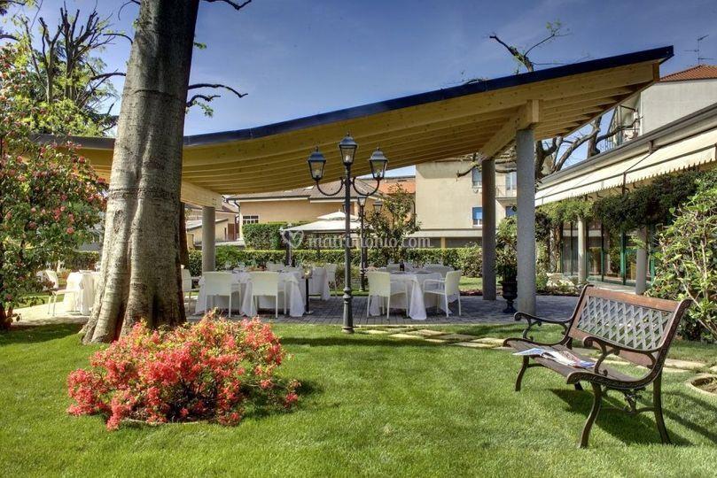 Il giardino di villa magnolie foto 1 - Il giardino di ausonia ...
