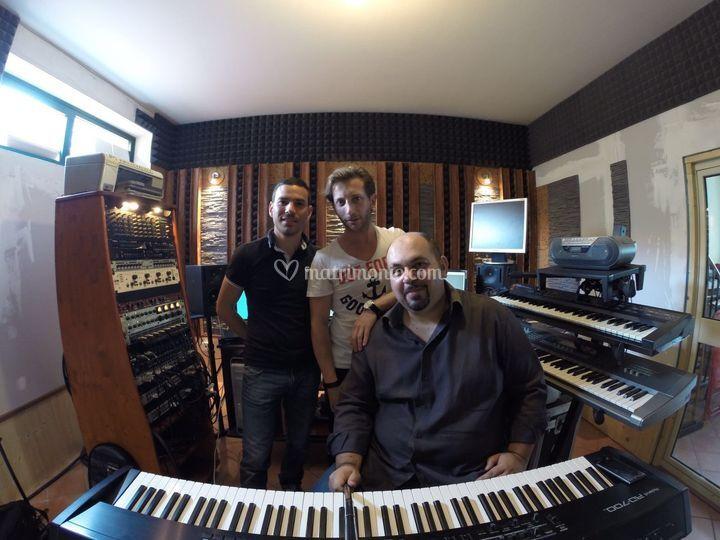 In Studio con Adonà
