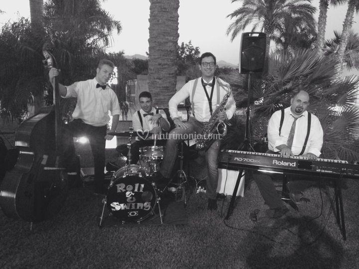 Roll&Swing Quartett
