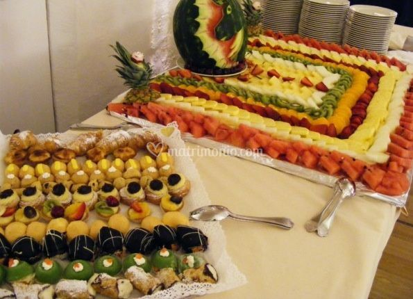 Buffet Grand Hotel Tiziano