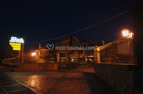Ingresso Hotel Al Ritrovo