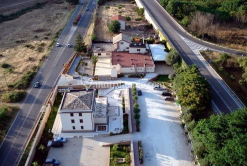 Vista Hotel Al Ritrovo