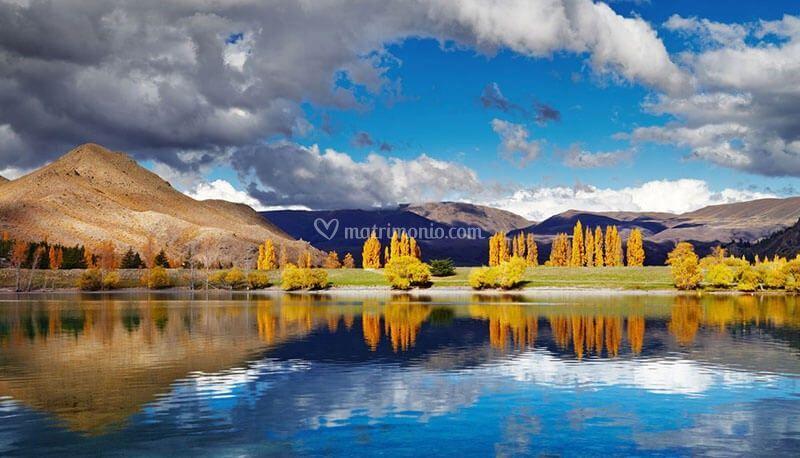 Nuova Zelanda, la natura