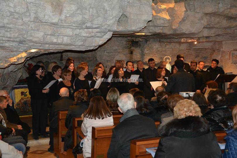 Corale Madonna della Grotta