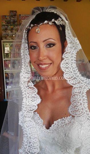 Trucco nozze Lucca
