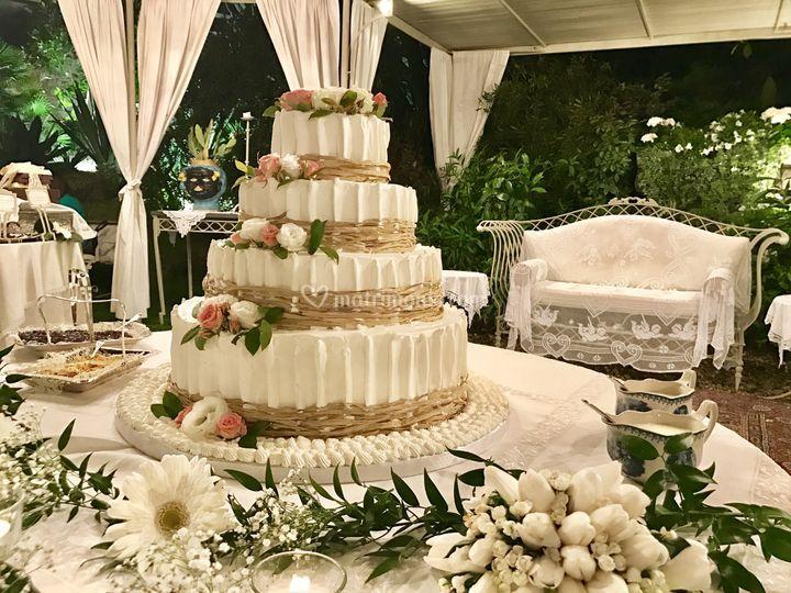 La Torta dello Sposalizio