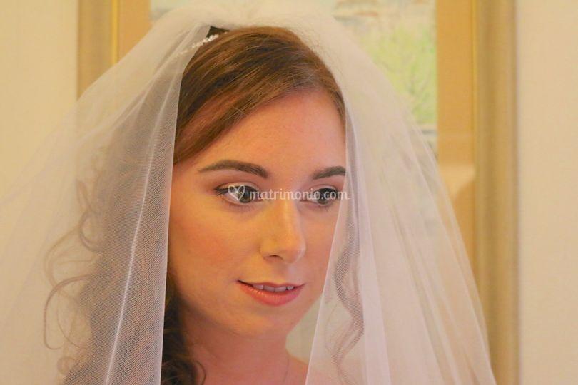 Chiara, sposa principesca