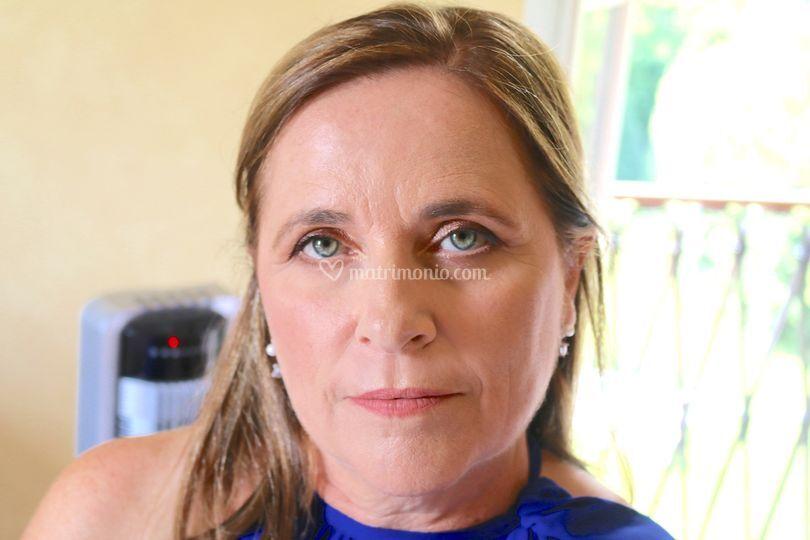 Trucco mamma della sposa