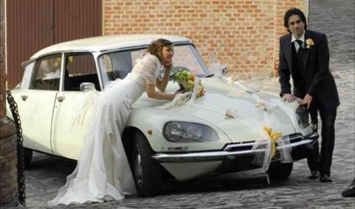 Citroen Ds Squalo - Exclusive Wedding