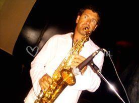 Massimo al sax