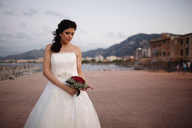 La sposa a Pelermo