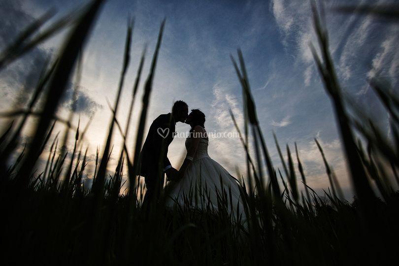La natura e gli sposi